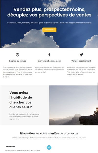 exemple creation site internet marseille par aniao